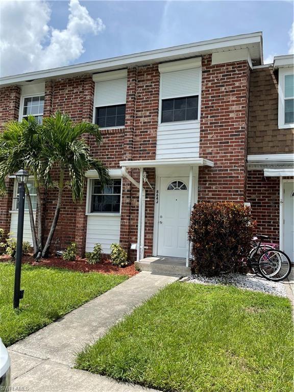 864 Courtington Lane #10  J, Fort Myers, FL 33919 - #: 221060596