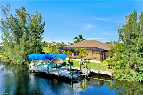 Photo of 1612 NW 38th Place, CAPE CORAL, FL 33993 (MLS # 220048597)