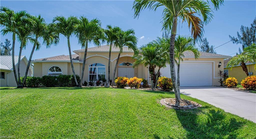 3741 SW 11th Court, Cape Coral, FL 33914 - #: 221052601