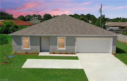 Photo of 932 Gunby Avenue S, LEHIGH ACRES, FL 33974 (MLS # 220061605)