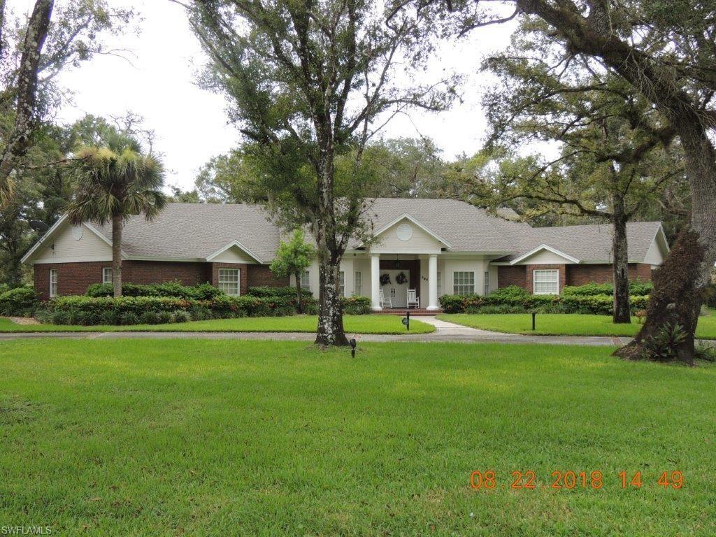 644 Turtle Lane, La Belle, FL 33935 - #: 221048606