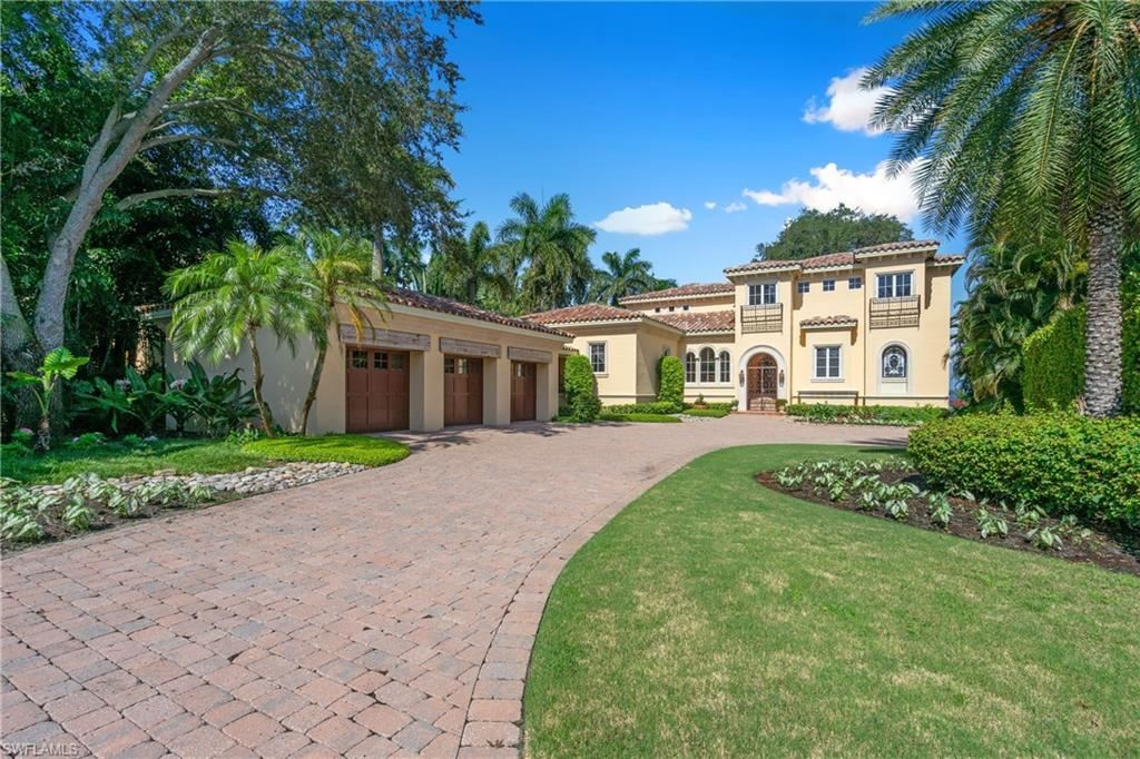 1226 MIRACLE Lane, Fort Myers, FL 33901 - #: 221050607