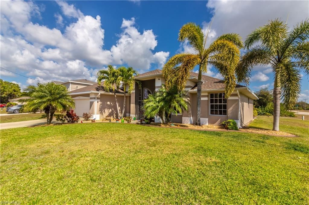 3701 NE 15th Place, Cape Coral, FL 33909 - #: 221010611
