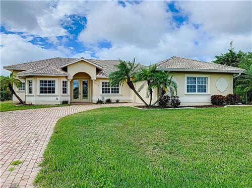 Photo of 2368 NW 38th Place, CAPE CORAL, FL 33993 (MLS # 220034613)
