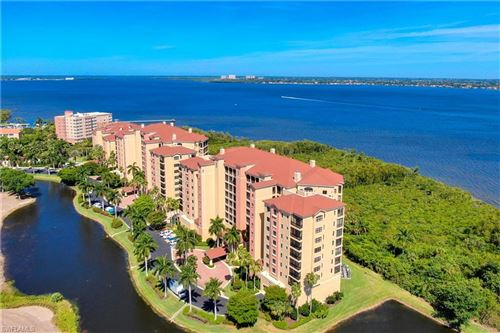 Photo of 11600 Court Of Palms #104, FORT MYERS, FL 33908 (MLS # 220030618)