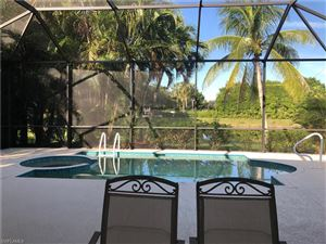 Photo of 10294 Sago Palm Way, FORT MYERS, FL 33966 (MLS # 218081619)