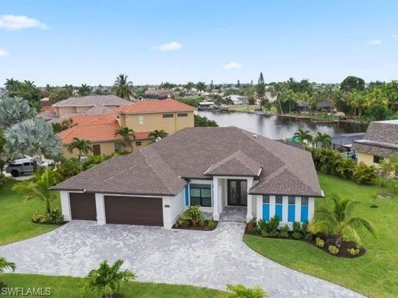 4505 Orchid Boulevard, Cape Coral, FL 33904 - #: 221056631