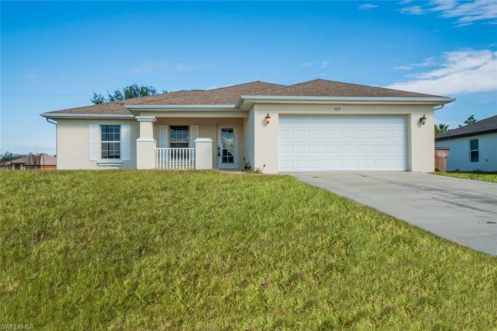 509 NW 20th Terrace, Cape Coral, FL 33993 - #: 220008635