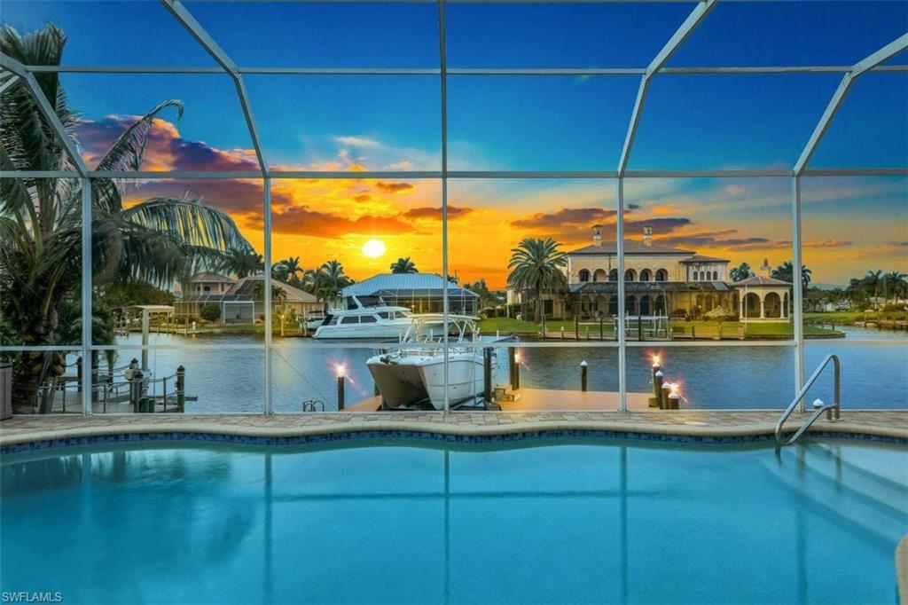 719 Coral Drive, Cape Coral, FL 33904 - #: 220061635
