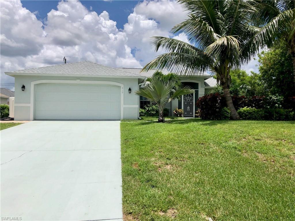 419 NW 6th Street, Cape Coral, FL 33993 - MLS#: 221051639