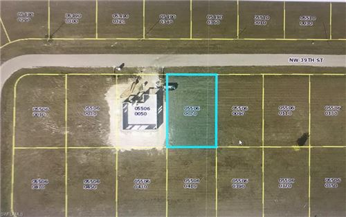 Photo of 3914 NW 39th Street, CAPE CORAL, FL 33993 (MLS # 220039642)