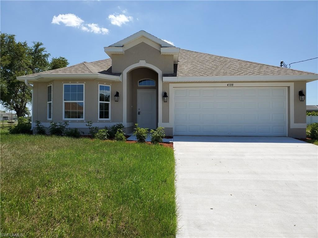 4108 NE 15th Place, Cape Coral, FL 33909 - #: 219034643