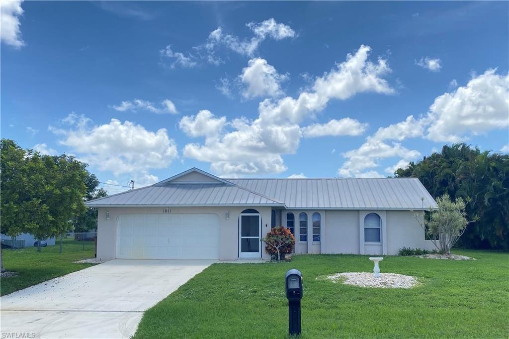 1811 SE Santa Barbara Place, Cape Coral, FL 33990 - #: 221051652