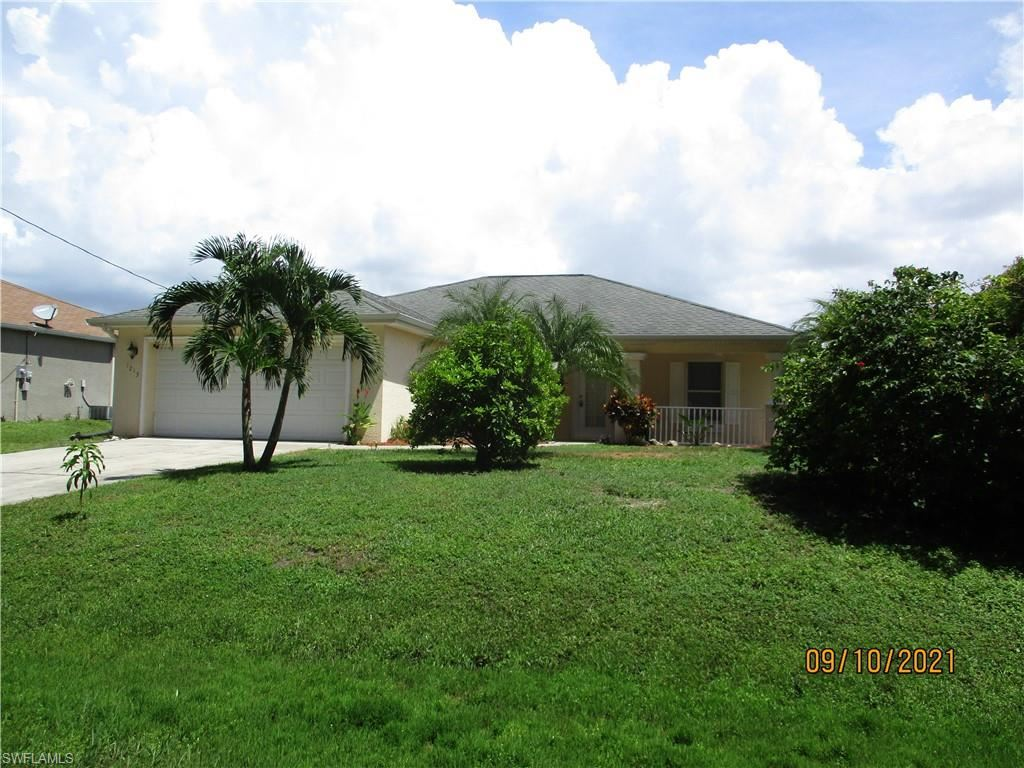 1213 NW 26th Place, Cape Coral, FL 33993 - #: 221065653