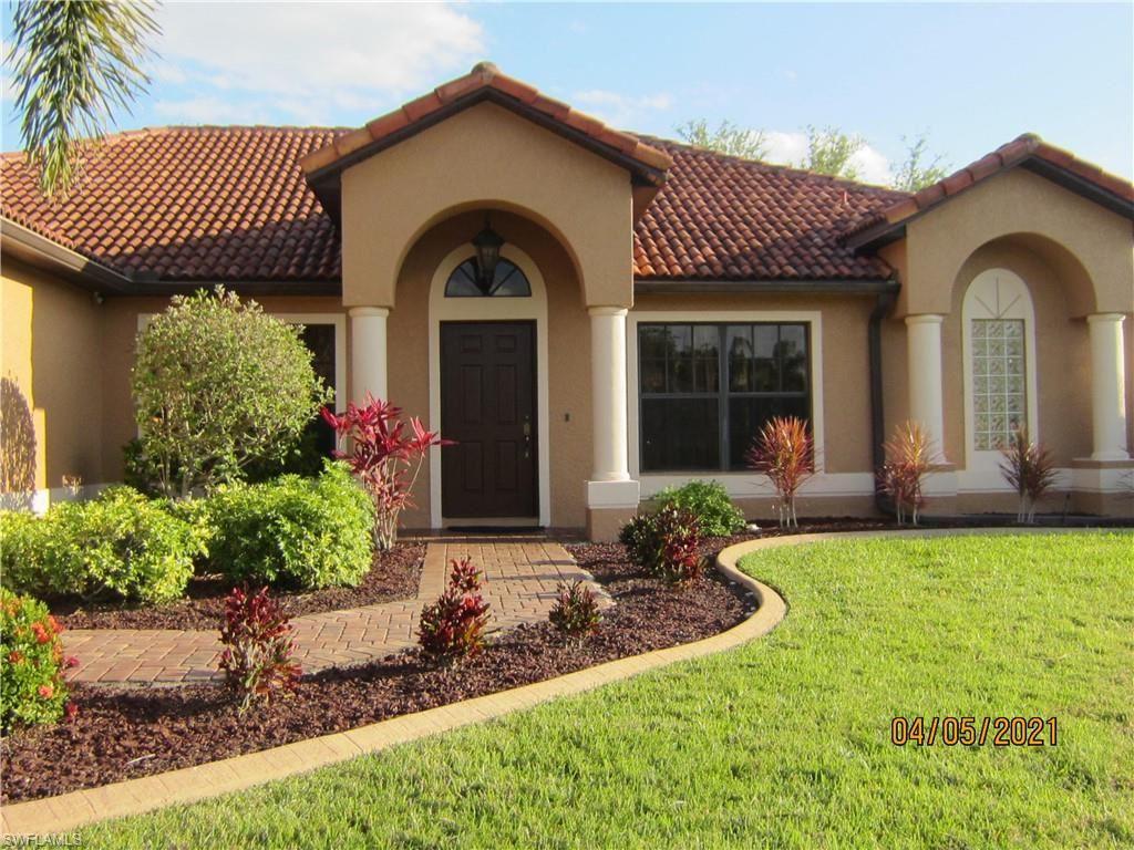1152 SW 46th Terrace, Cape Coral, FL 33914 - #: 221025657