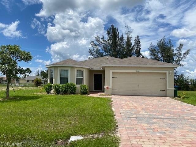 1201 SW 15th Terrace, Cape Coral, FL 33991 - #: 220037661