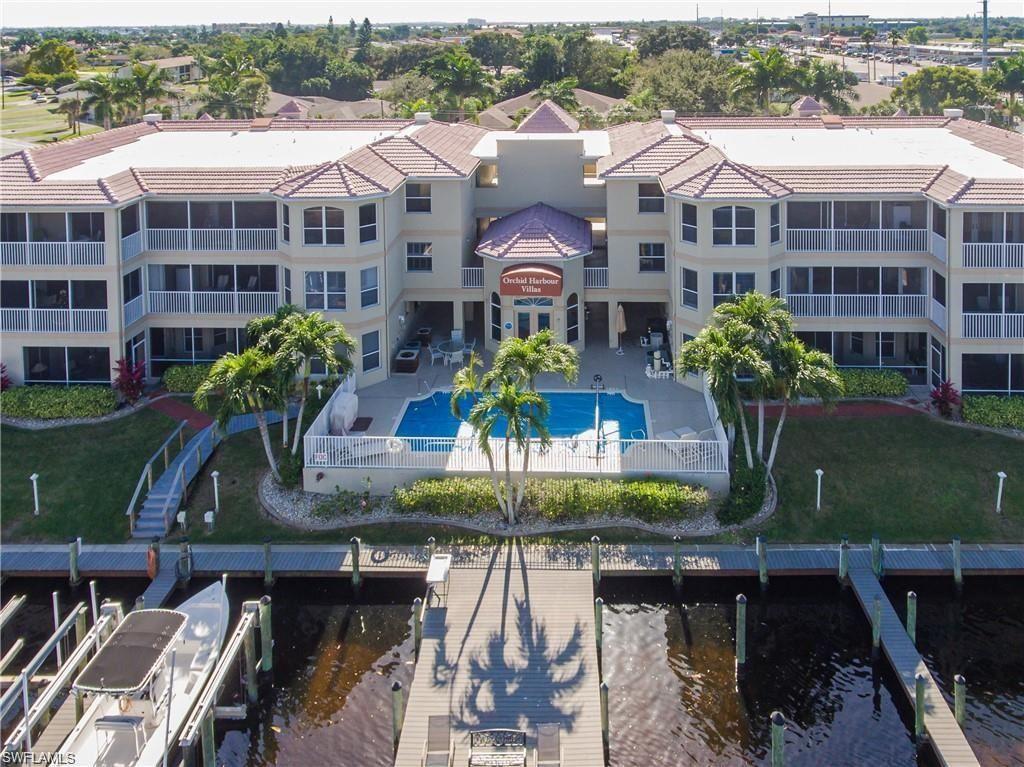 1613 Orchid Boulevard #201, Cape Coral, FL 33904 - #: 220028662