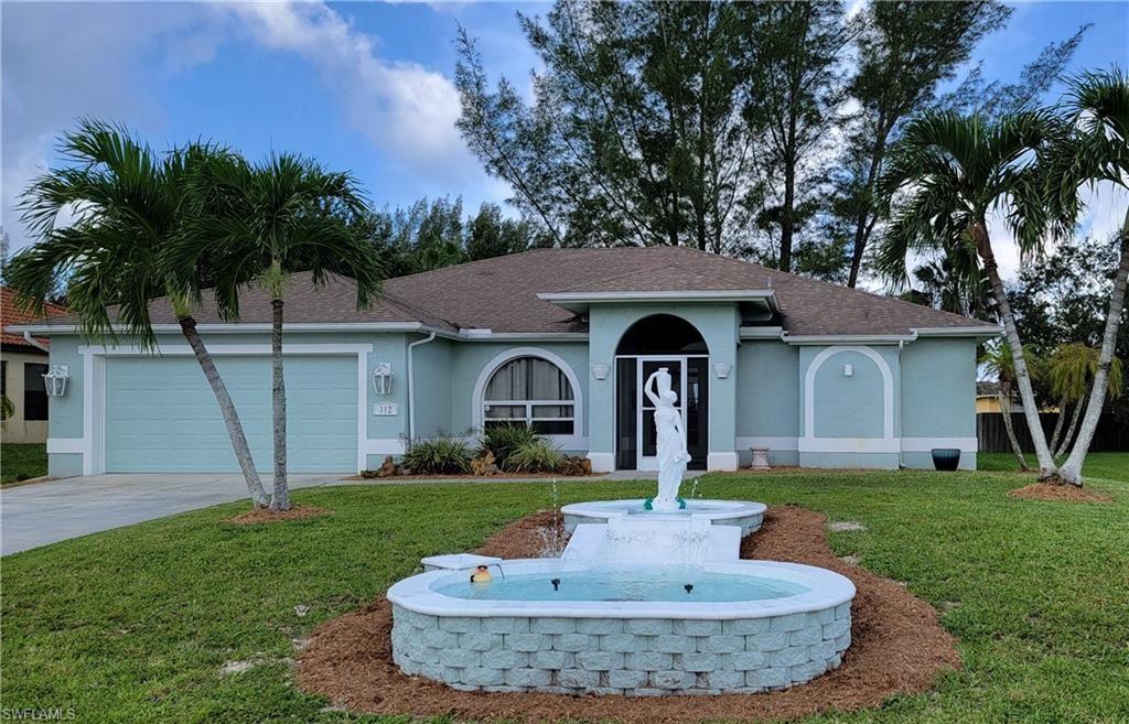 112 SW 34th Place, Cape Coral, FL 33991 - #: 221065663