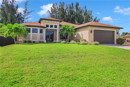 Photo of 134 SW 33rd Place, CAPE CORAL, FL 33991 (MLS # 220065664)