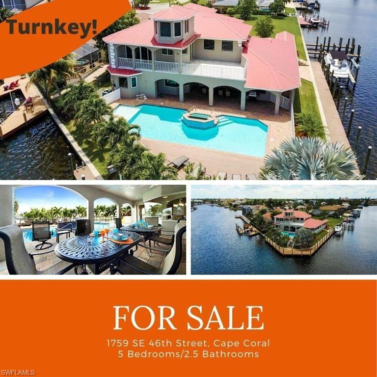 1759 SE 46th Street, Cape Coral, FL 33904 - #: 220076664