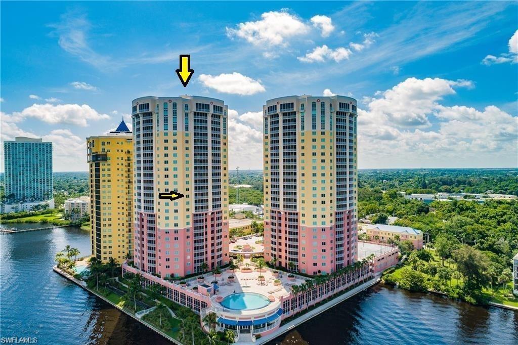 2745 1st Street #1401, Fort Myers, FL 33916 - #: 221050665