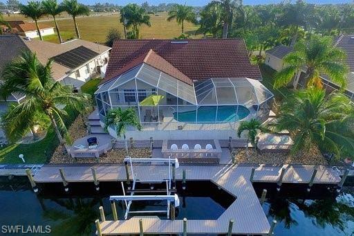 2115 SW 41st Street, Cape Coral, FL 33914 - #: 220061669