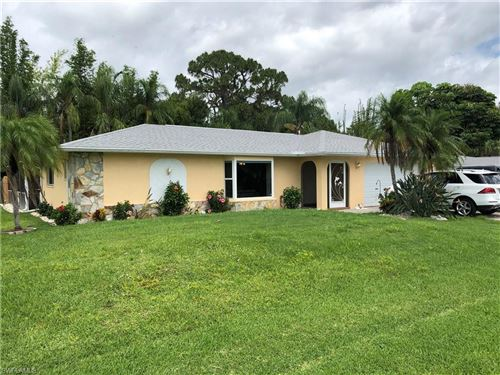 Photo of 2405 N Westwood Drive, NORTH FORT MYERS, FL 33917 (MLS # 220033672)