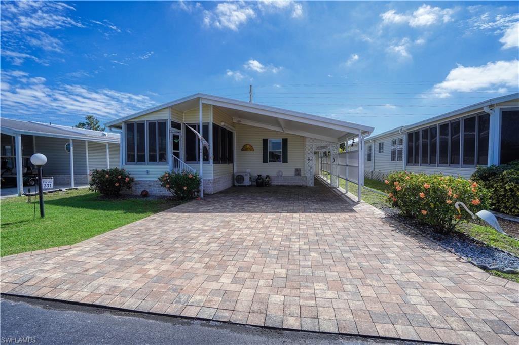 5411 Manatee Bay Lane, Fort Myers, FL 33905 - #: 221013672