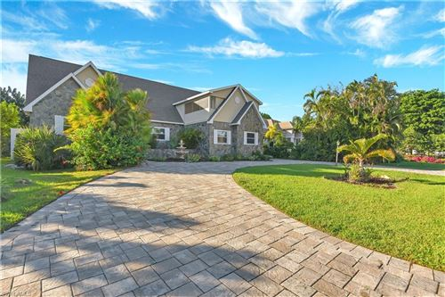 Photo of 16200 Forest Oaks Drive, FORT MYERS, FL 33908 (MLS # 219074674)