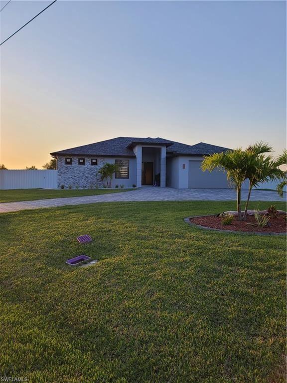 516 SW 29th Avenue, Cape Coral, FL 33991 - #: 221038675