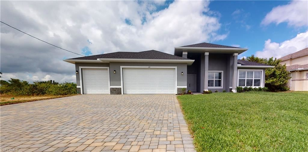 1218 NW 38th Place, Cape Coral, FL 33993 - #: 220024676