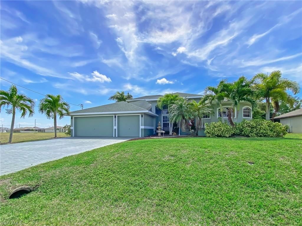 3612 NW 1st Terrace, Cape Coral, FL 33993 - #: 220009677