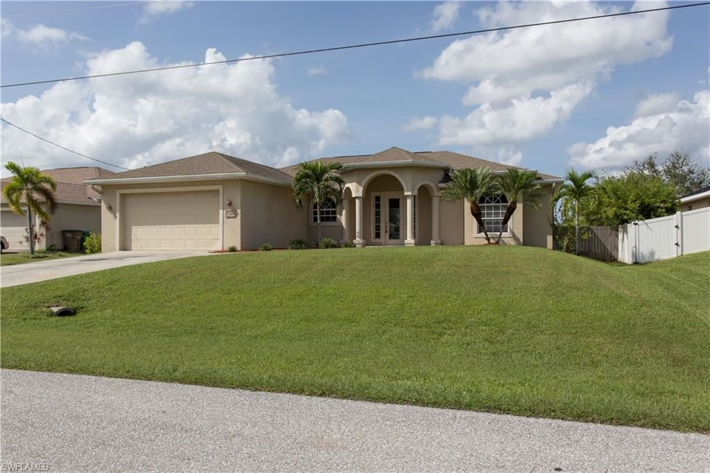 1308 NW 20th Court, Cape Coral, FL 33993 - #: 220068681