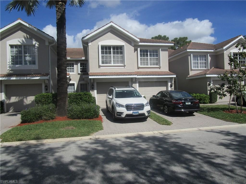 11035 Mill Creek Way #104, Fort Myers, FL 33913 - #: 221015684