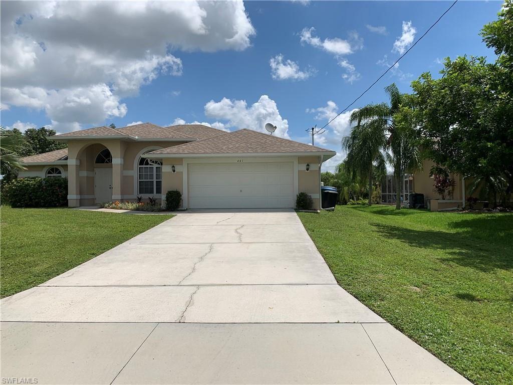 441 NE 5th Avenue, Cape Coral, FL 33909 - #: 221057684