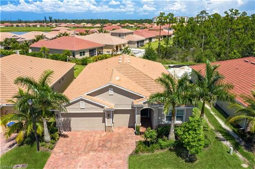 Photo of 3157 Royal Gardens Avenue, FORT MYERS, FL 33916 (MLS # 220049685)