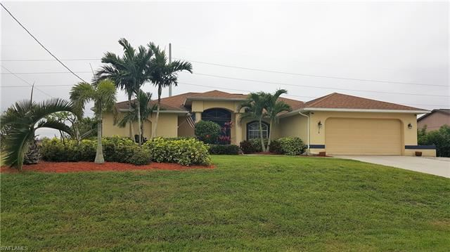518 NW 24th Ter, Cape Coral, FL 33993 - #: 219015688