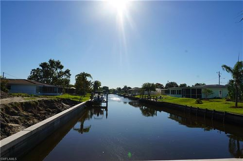 Photo of 1759 Bluewater Terrace, NORTH FORT MYERS, FL 33903 (MLS # 220034689)