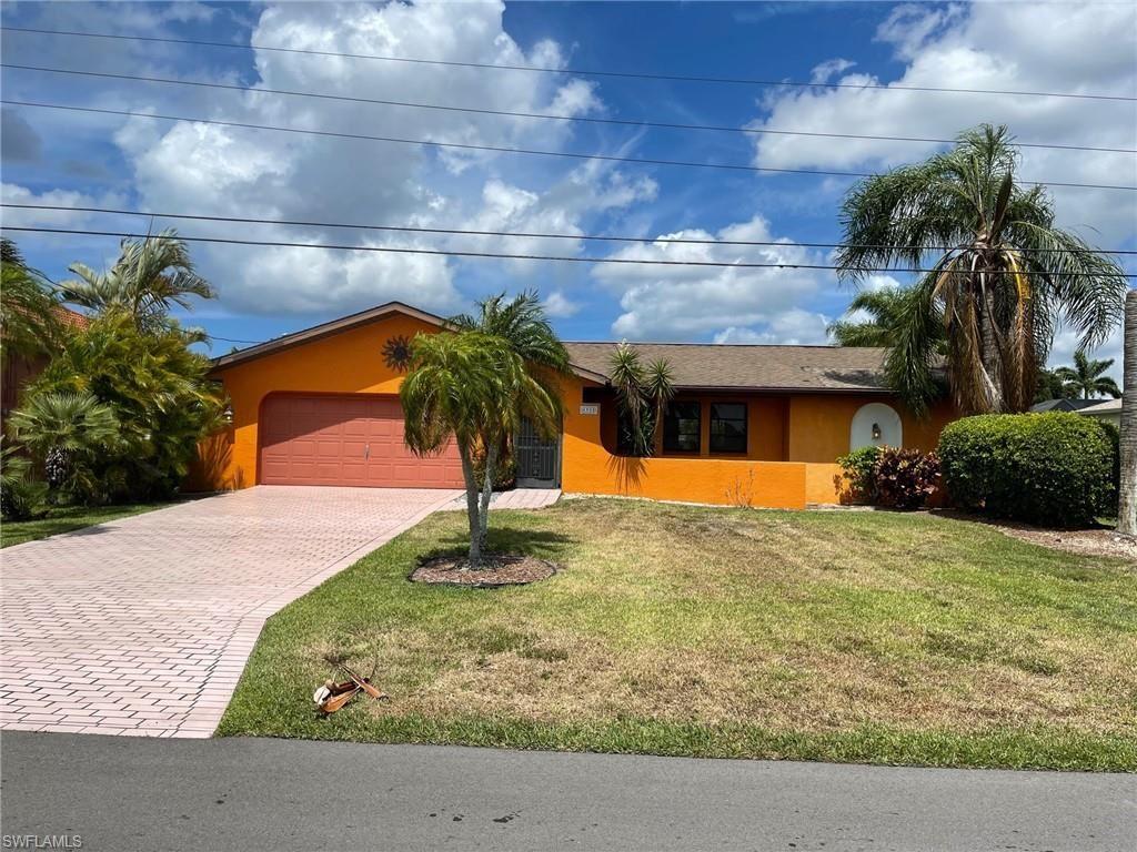 4908 SW 1st Court, Cape Coral, FL 33914 - #: 221041689