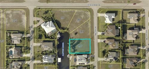 Photo of 4230 SW 19th Place, CAPE CORAL, FL 33914 (MLS # 220039693)