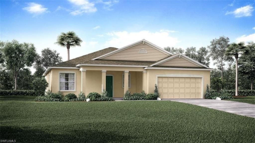 1726 NW 5th Terrace, Cape Coral, FL 33993 - #: 221004693