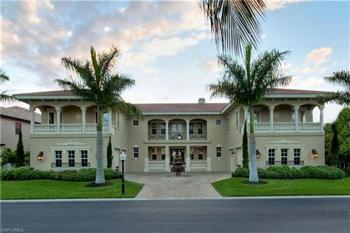 Photo of 11500 Longwater Chase CT, FORT MYERS, FL 33908 (MLS # 218017694)