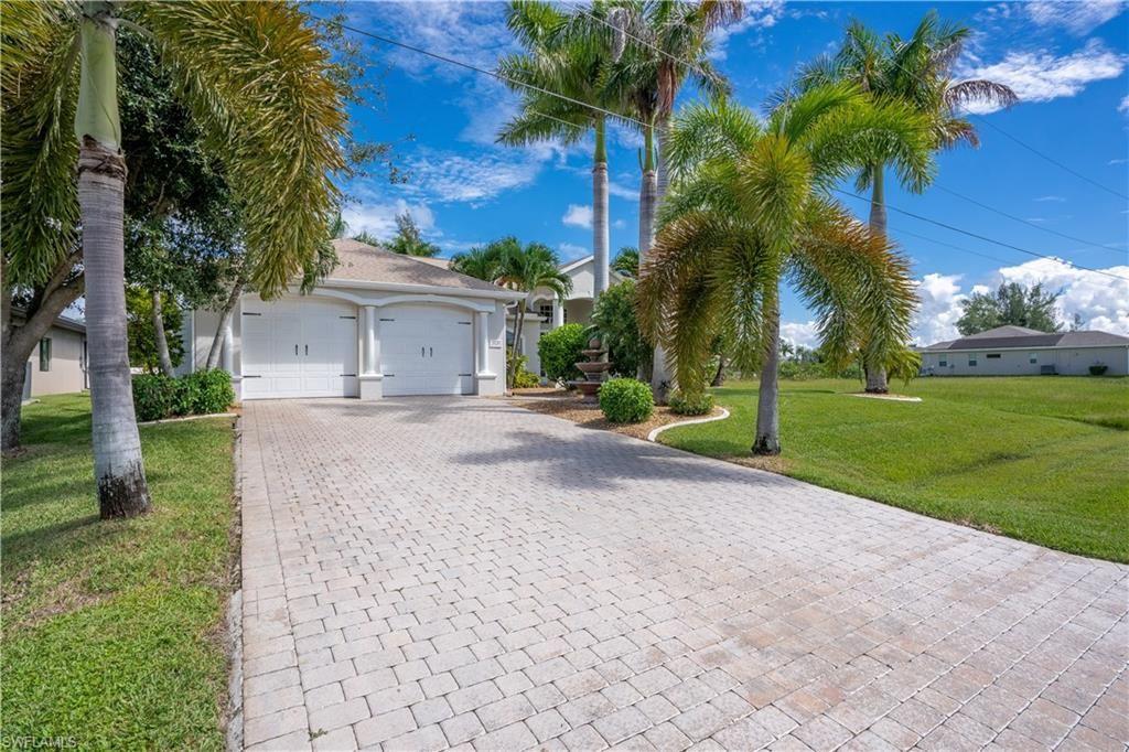 2525 SW 30th Terrace, Cape Coral, FL 33914 - #: 220056694