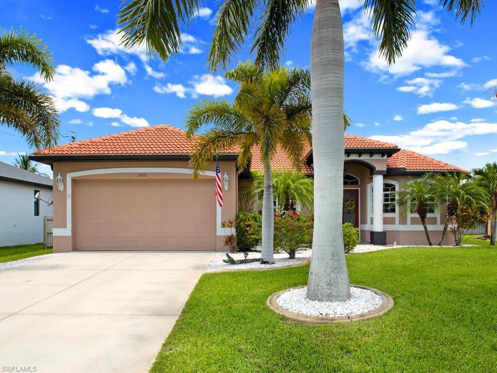 3801 SW 2nd Street, Cape Coral, FL 33991 - #: 221041694
