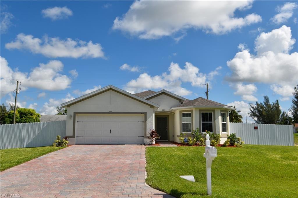 505 SW 27th Terrace, Cape Coral, FL 33914 - #: 221057704