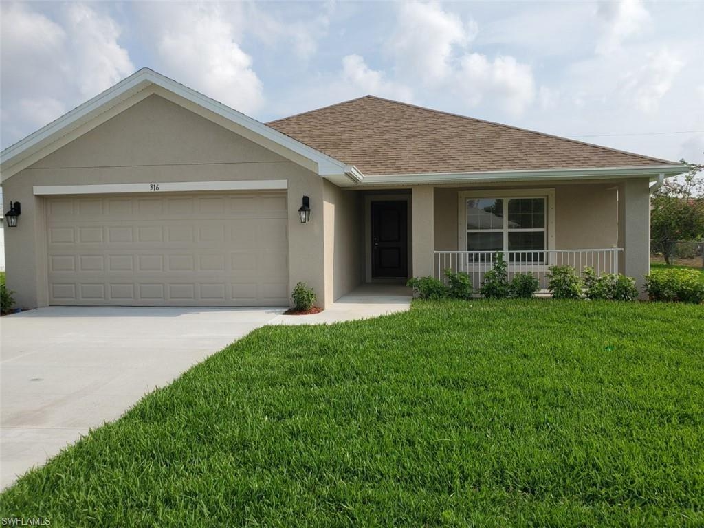 316 SE 30th Street, Cape Coral, FL 33904 - #: 219084706