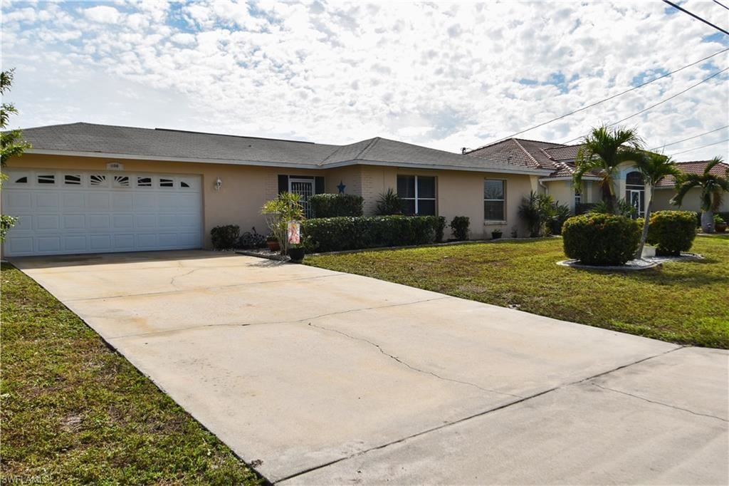 1106 SE 15th Terrace, Cape Coral, FL 33990 - #: 221012708