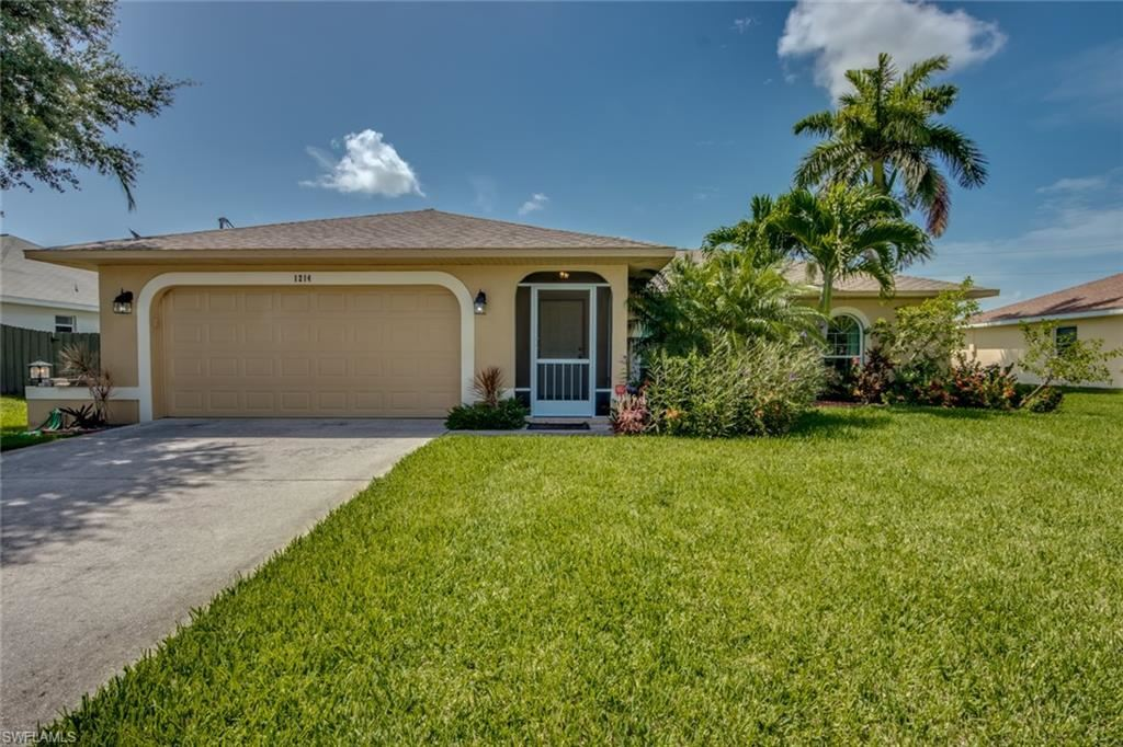1214 SW 7th Terrace, Cape Coral, FL 33991 - #: 220045709
