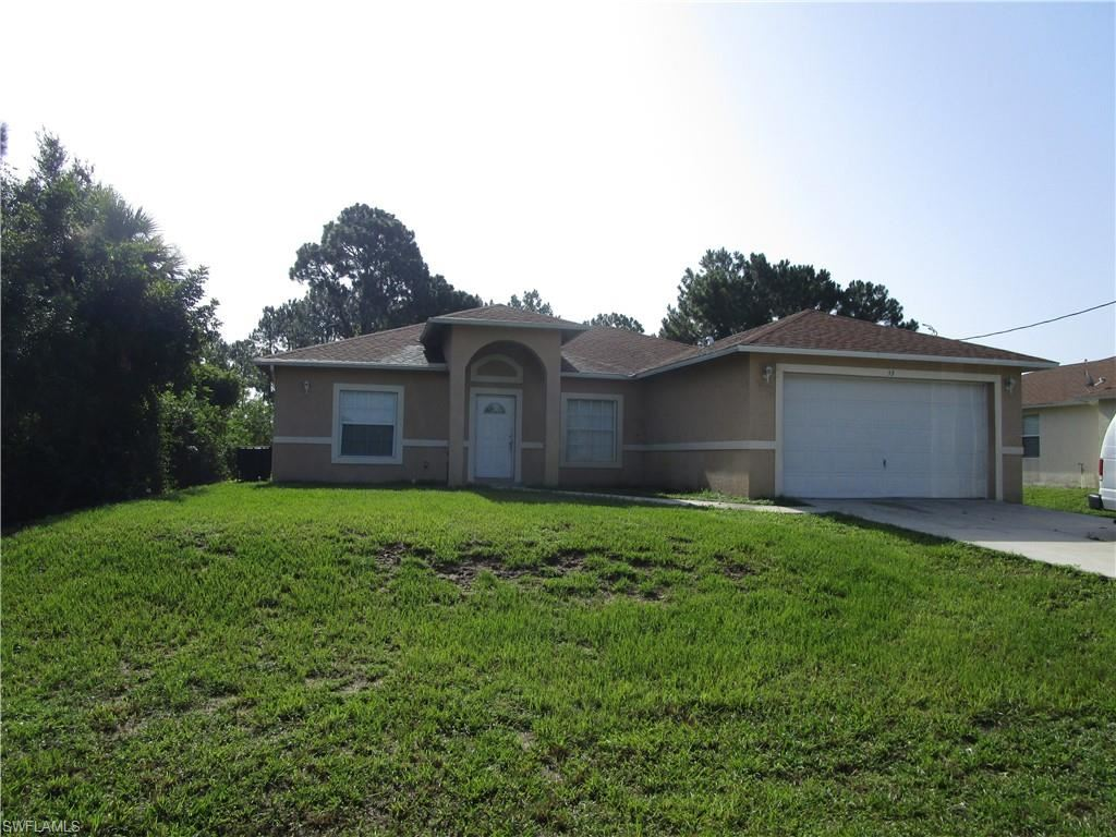 53 Beth Avenue S, Lehigh Acres, FL 33976 - #: 219079710