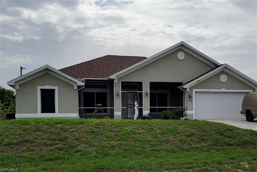2110 NE 23rd Place, Cape Coral, FL 33909 - #: 221044717